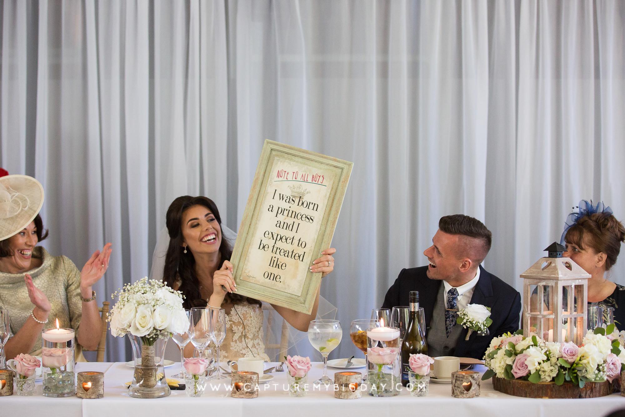 wedding speeches gift