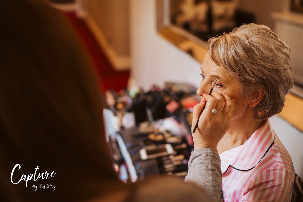 Wedding make up for the Mother of The Bride