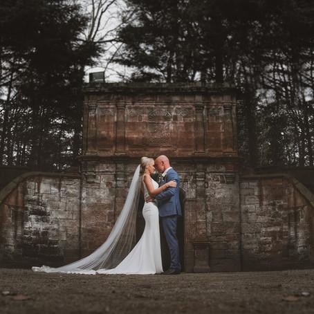 Thornton Manor Wedding Photography | Lauren & Ste
