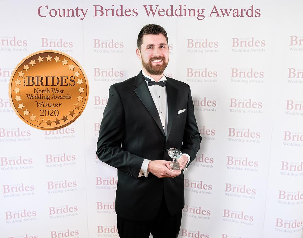 North West Wedding award winner