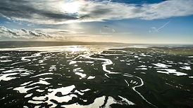 Drone image of Marshlands