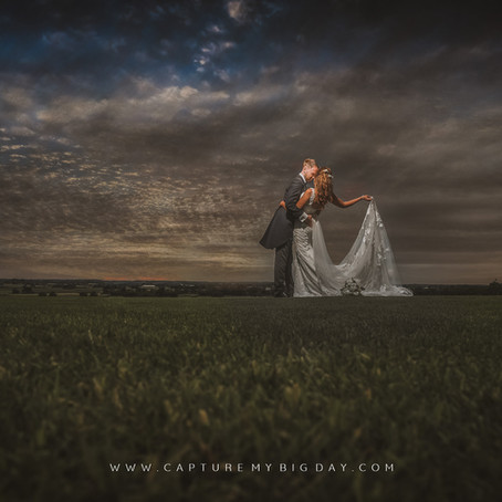 West Tower Wedding | Chloe & Ben