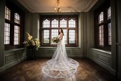 Thornton Manor bride