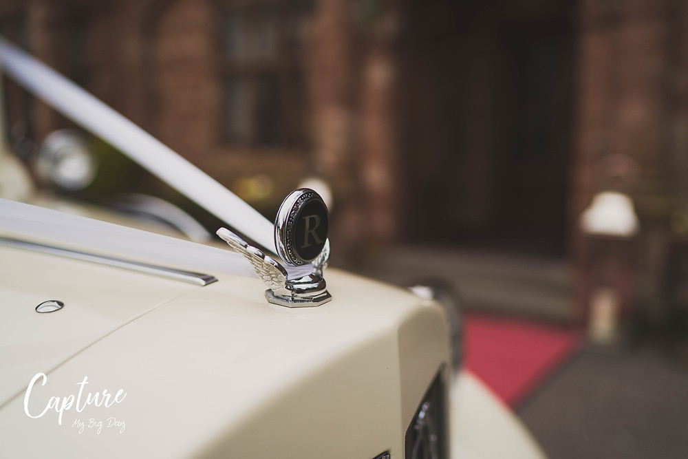 Rolls-Royce Wedding Car