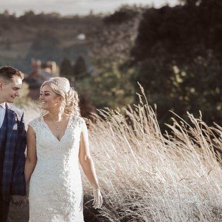 Tower Hill Barns Wedding | Jodie & Kyle