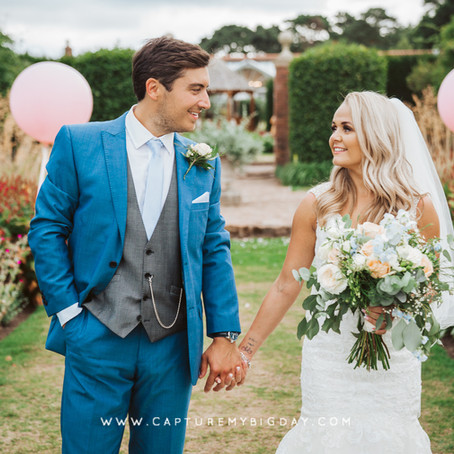Abbeywood Estate Wedding | Kayleigh & Joseph