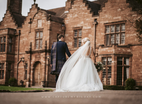 Wrenbury Hall Wedding | Hayley & Jack