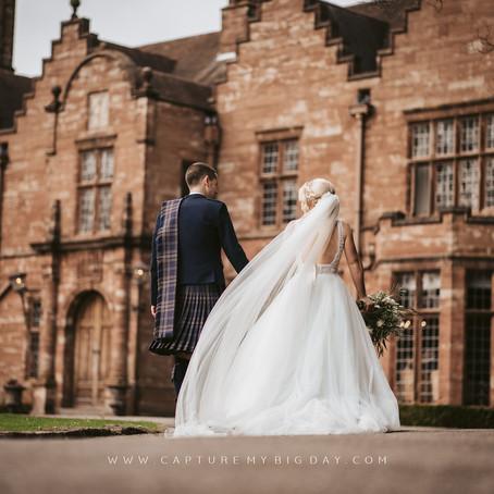 Wrenbury Hall Wedding | Hayley & Jack