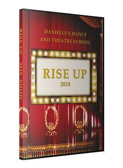 Danielles dance DVD