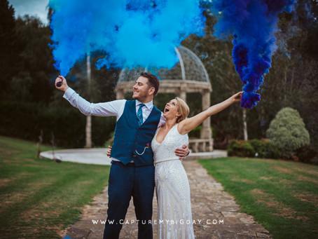 Hillbark Hotel Wedding Photographs & Film   Gabbi & Si