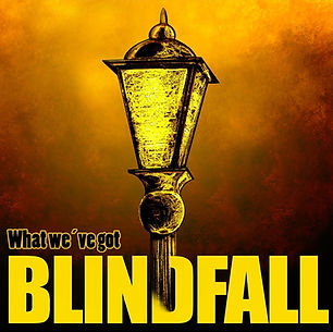 blindfall What we´ve got