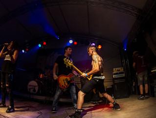 Blindfall rockt das Wutzdog Festival