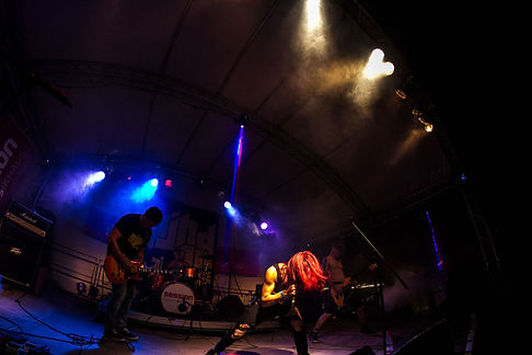 Blindfall _ Wutzdog Festival 2017
