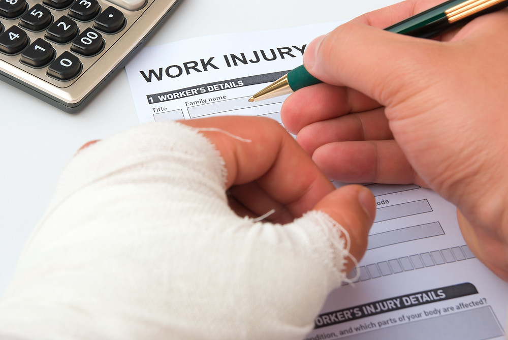 work injury and vermont workers compensation insurance