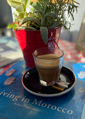 Cortado Kaladi espresso coffee.JPG