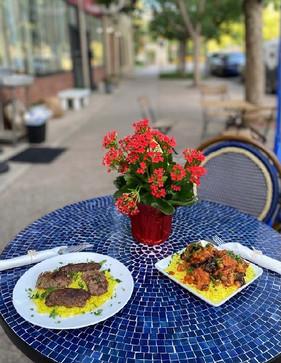 Authentic Moroccan dinner City Park.JPG