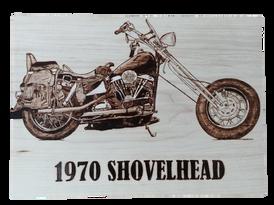 1970 Shovelhead
