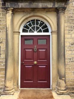 Blackwood House Front Door
