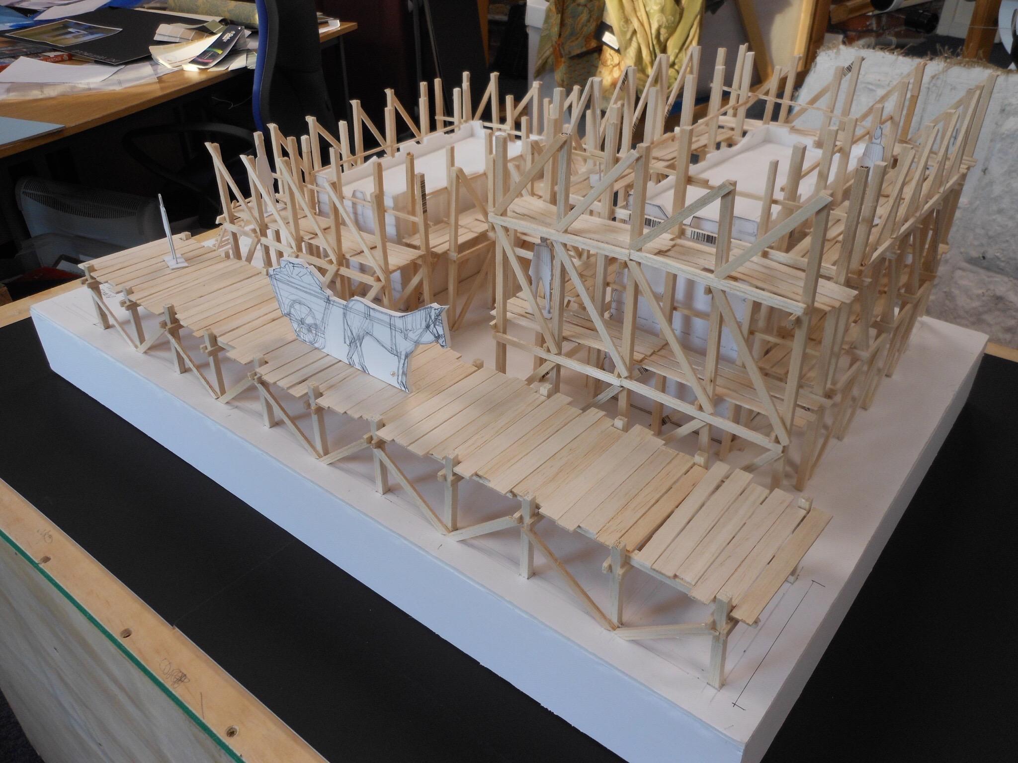 Jericho - Viaduct Model