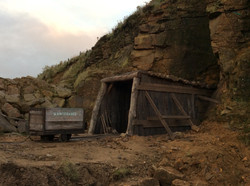 Mine Entrance