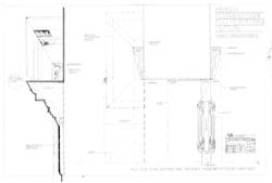 Broken Pediment Full Size Plan
