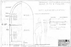 Drawing 84 - Ext. Church - Door Sleeve copy_edited