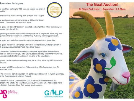 Auction Tickets available soon!