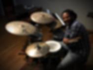 Joel Santiago with the Grombal