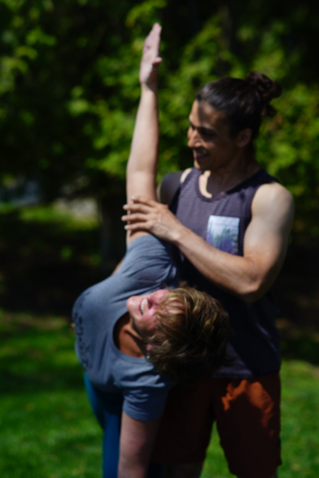 Yoga and Assisted Stretching(1hr)