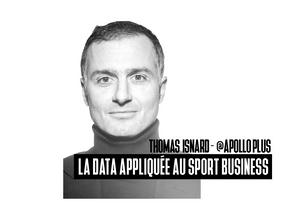 La Fourmi - La data appliquée au sport business. Interview de Thomas Isnard