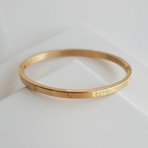 CR Thin Bracelet