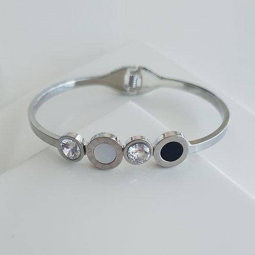 CR Gem Thin Bracelet
