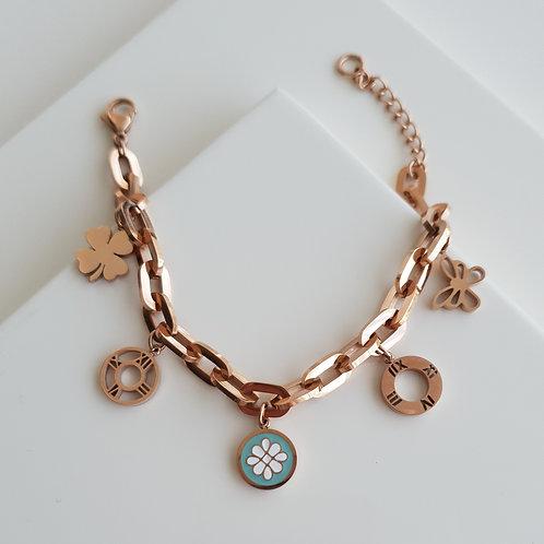 Charm Chance Imprint Bracelet
