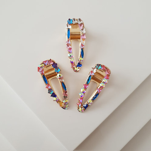 Colorful Kristal Toka