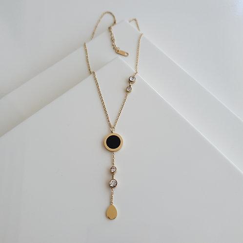 BV Black Gem Necklace