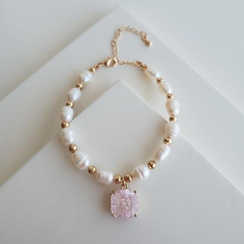 INCI Pink Bracelet