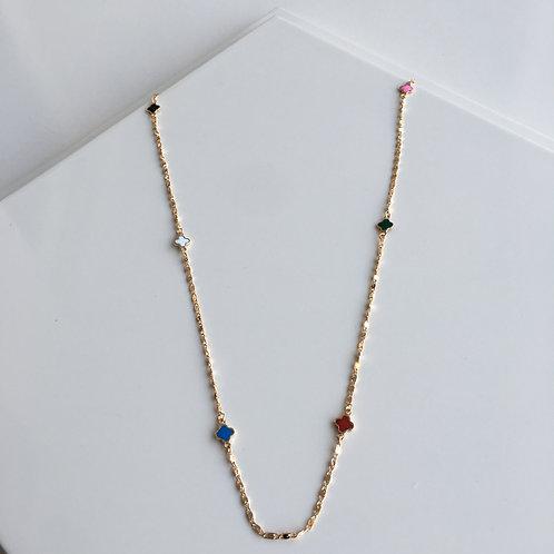 VC Multicolor Necklace