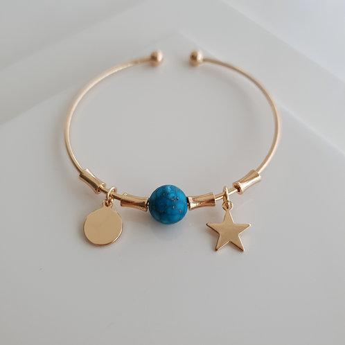 Bluish Bracelet