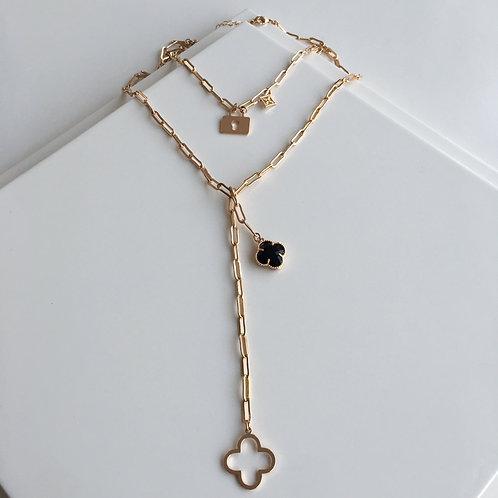 VC Charm Necklace
