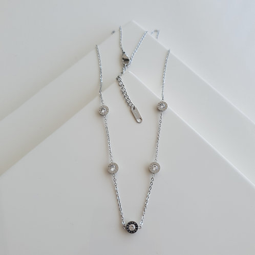 BV Lined Necklace