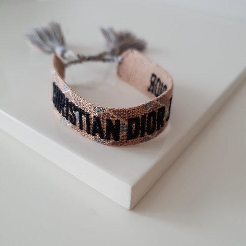 DR Retro Knit Bracelet