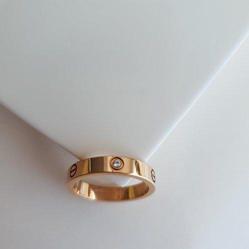 CR Gem Classic Ring