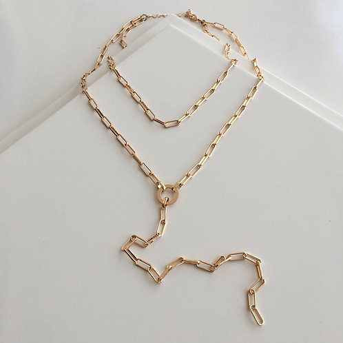 Dual Chain Necklace