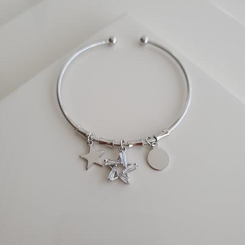 Baguette Star Bracelet