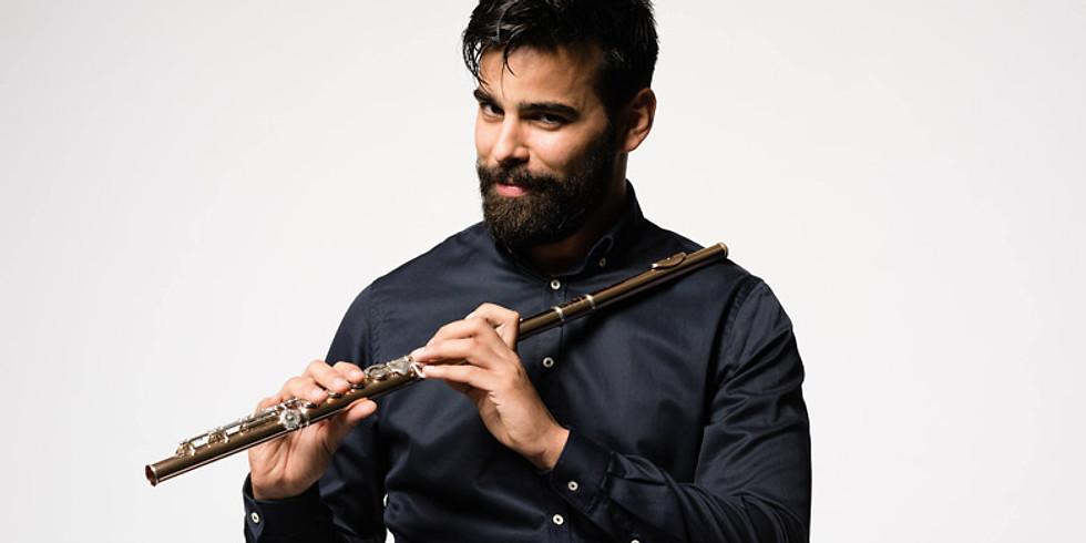 Ibert Flute Concerto - Jonköpings Sinfonietta