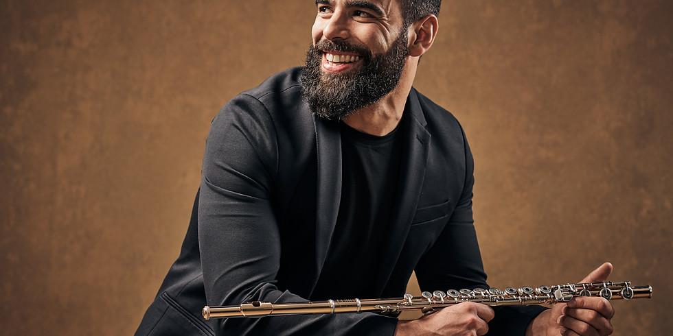 Nielsen Flute Concerto - Orquesta de Extremadura