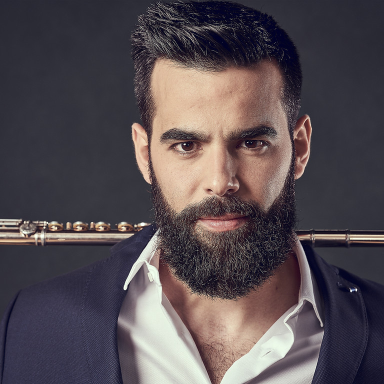Recital and Master Class - Norwegian Flute Festival