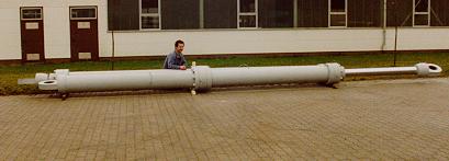 Gleichlauf Zylinder