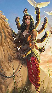 Awaken Goddess