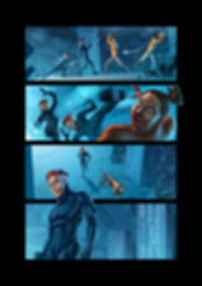 Winter Child Web-Comics
